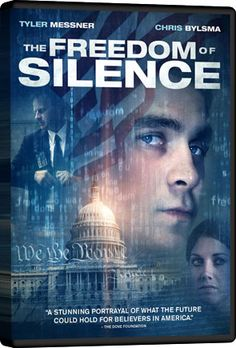 The Freedom of Silence - DVD   Would you make a daring stand for truth?   $14.92 at ChristianCinema.com