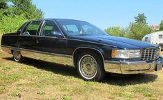 1996 Cadillac Fleetwood Brougham Sedan