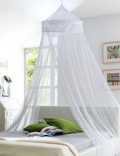 Mosquitera para cama modelo Bangla Deluxe blanca