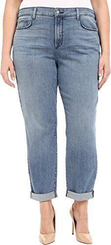 044841ca083 NYDJ Plus Size Women s Plus Size Sylvia Boyfriend in Carrollton Carrollton  Jeans 18W X 26 Fitness