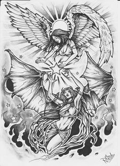 Tattoo Design Artwork | Custom Tattoo Design