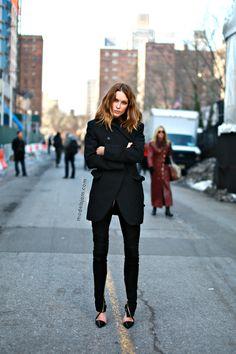 Erin Wasson, style, street,