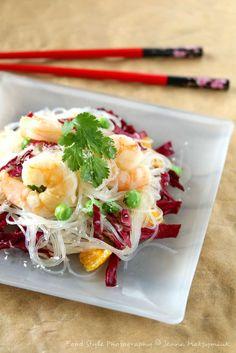 Bistro de Jenna Food Style Photography © Jenna Maksymiuk Sans Gluten Sans Lactose, Bistro, Shrimp, Cabbage, Vegetables, Nouvel An, Food, Photography, Style
