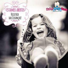 Hoje é o dia de quem torna nossos dias muito mais coloridos e felizes. 🎉🎉 Dia de brincar, correr, curtir e passar na Baby's. Estamos abertos hoje das 10h às 18h30min. Venha com sua família conhecer a maior e mais completa megastore para bebês do Estado. 🎁 #diadascrianças #promoções #lojainfantil #megastoreparabebes #tudoparaseubebe #vemparaababys #babysmegastore Rua Dom Pedro II, 904 - Bairro Higienópolis - Porto Alegre/RS (em frente ao prédio do CIEE e a uma quadra do Clube SOGIPA)…