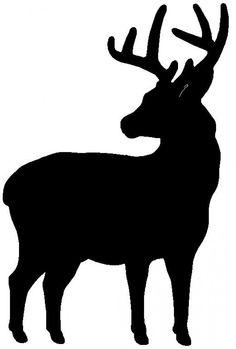 Afbeelding hert om te flocken