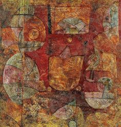 Paul Klee - A Magician Experimenting - 1939