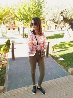 pink and green  - Temporada: Otoño-Invierno - Tags: casual, oxfords,  - Descripción: Look casual con zapatos oxford