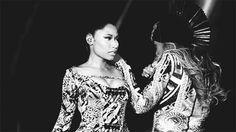 Beyoncé and NIcki = best tag team ever. FLAWLESS <3