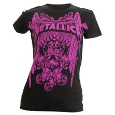 Metallica Winged Jr T-shirt http://www.band-tees.com/store/M_00900_127!BRVDO/Metallica+Winged+Jr+T-shirt
