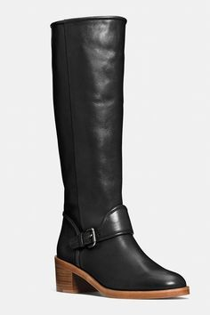 30 Classic Boots You'll Have Forever  #refinery29  http://www.refinery29.com/knee-high-boots-fall-2014#slide-9  ...