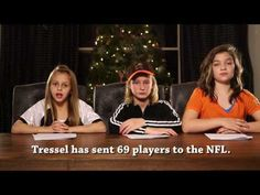 ▶ An Open Letter to The Cleveland Browns from 10 Year Olds - YouTube