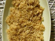 パキスタンレストラン風ブラウンライス Side Dishes, Spices, Meals, How To Make, Recipes, Food, Meal, Rezepte, Essen