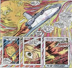 Jean Grey. (X-Men Vol.1 #100)