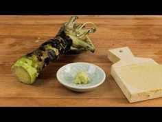 The Truth About Wasabi - What is Real Wasabi - follow me for more sushi videos!