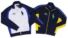 NEW Polo Ralph Lauren Mens Jacket Size S M L XL Windbreaker Big Pony US Open NWT #PoloRalphLauren #BasicJacket