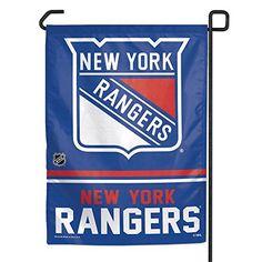 NHL New York Rangers Garden Flag