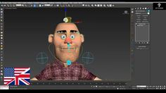 CARTOON CHARACTER RIGGING TRAINNING (PART 1)