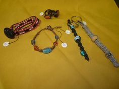 We carry a wide variety of locally handcrafted jewelry and accessories. Every piece is unique and selection changes regularly.  Very reasonably priced, starting at $3.00 Handcrafted Jewelry, The Selection, Unique, Accessories, Shopping, Handmade Chain Jewelry, Handmade Jewelry, Handmade Jewellery