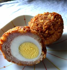 Last year our dear friends the Liwai's gave us some of these really delicious Scotch Eggs at Christmas time. This year these same dear fri...