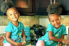 Little Alexis McClure Has The Most Adorable Meltdown Ever After Learning Her Twin Sister Is Older from essence.com