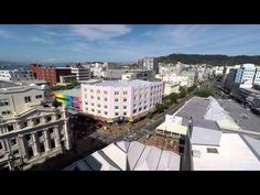 Wellington in summer 3DR Solo and GoPro Hero 4 Black.