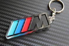 BMW M Power MPOWER Msport Motorsport Keyring M1 M3 M4 M5 M6 KEYCHAIN 318 320…