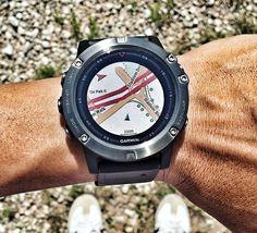 Garmin Fenix 5X User Review - Multisport GPS Watch with Map | GadFit