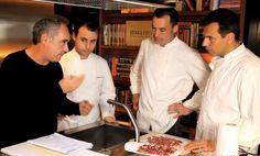 ¿Cuál será el nuevo invento del famoso chef Ferran Adrià? Mira el vídeo y descúbrelo: http://www.sal.pr/?p=80256