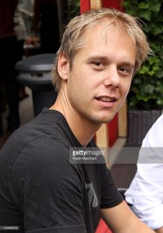 Armin van Buuren attends a Labor Day party at Upstairs At The Kimberly Hotel on September 5, 2011 in New York City.