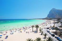 this summer? San Vito lo Capo, Sicily