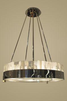 Panorama Glaciares Pendant Lamp - Orestes Suarez Interiors - Lighting