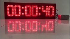 Custronics Count down Timer HH:MM:SS Memory retention by JT Techtronics ...