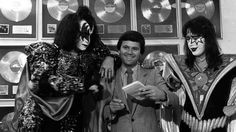 Back in the day ... Gene Simmons, Ray Martin and Ace Frehley in 1980 — who wore it best?