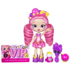 AmazonSmile: Shopkins Shoppies - Bubbleisha: Toys & Games