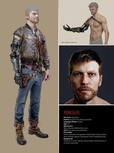 The New Colossus, Fire Fans, 24 Online, Wolfenstein, Robot Concept Art, Art Station, Another World, Dieselpunk, Apocalypse