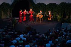 Donaufestwochen im Strudengau: Eröffnungsabend 2014   Mehr unter >>> http://a24.me/1psU0MA