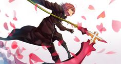 Sarah Goins uploaded this image to 'Marluxia/Marluxia and Larxene'.  See the album on Photobucket.