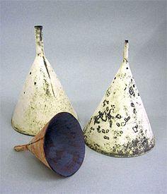 Carol Farrow paper clay