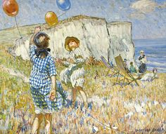 The Cliff Top - Dorothea Sharp