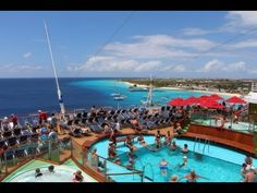 Carnival Breeze Cruise Review by Jim Zim