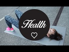 Workout: Zo krijg je in 10 minuten super strakke billen - YouTube