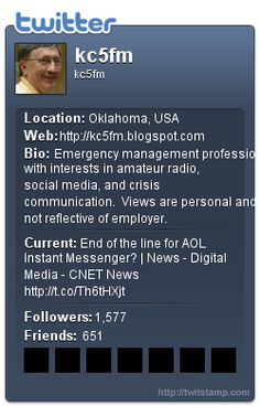 social media as a tactical tool in an emergency