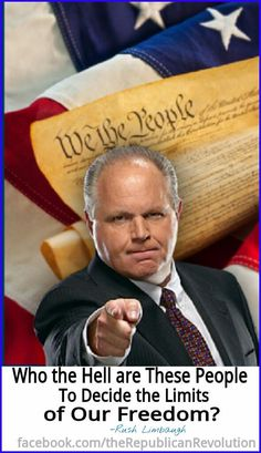 We the people VOTED them in. And the more foreigners we let in the more our country will be erased. Our own law against us.America will be the minority and our Constitution will be at risk.Look what Muslims are doing to Europe. Rush Limbaugh, American Pride, God Bless America, Founding Fathers, Constitution, Current Events, Wake Up, Need To Know, Presidents