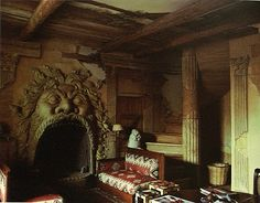 """""""Roomscapes,"""" Mongiardino's book of his own (what he called) """"decorative architecture"""""""