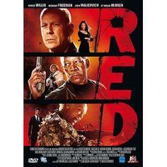 52 - #RED (dans le classement des 100 films préférés sur PriceMinister)