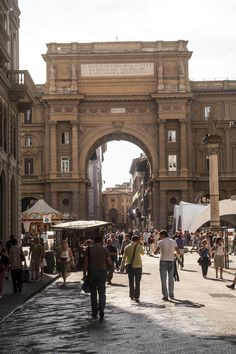 Florence...La granda bellezza!...