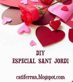 DIY ESPECIAL SANT JORDI