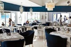 See 3 photos and 3 tips from 23 visitors to Seaside Blues Restaurant. Blue Beach, Best Dining, Hospitality Design, New Travel, Africa Travel, Camps, Comfort Zone, Cape Town, Best Hotels