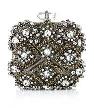 Marchesa Bags Collection for Fall-Winter 2012 #clutch #handbag www.finditforweddings.com