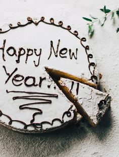 A traditional Greek cake, flavored with orange and brandy, served on New Year's day with a hidden coin inside. Whoever finds it is to have good luck for the whole year! Greek Desserts, Greek Recipes, Greek Cake, Greek Christmas, New Year's Cake, Early Christian, Toasted Almonds, Cake Flavors, Sweet Cakes